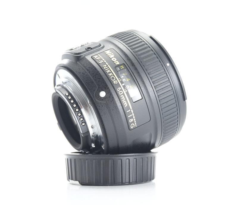 NIKON 50 mm f/1,8 G AF-S TOP