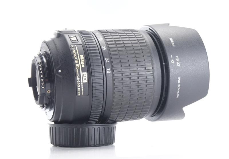 Nikkor 18-105mm f/3.5-5.6G VR TOP