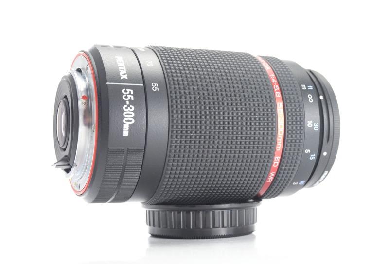 PENTAX 55-300 mm f/4-5,8 HD DA ED WR