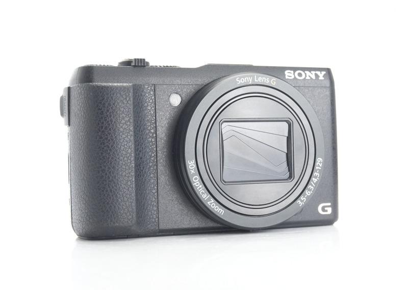 SONY CyberShot DSC-HX60 TOP