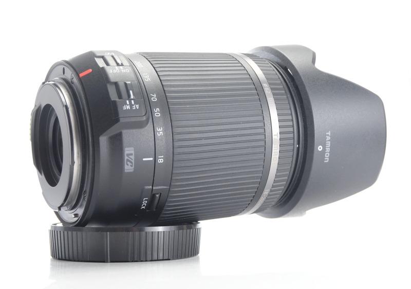 TAMRON 18-200 mm f/3,5-6,3 Di II VC pro Nikon