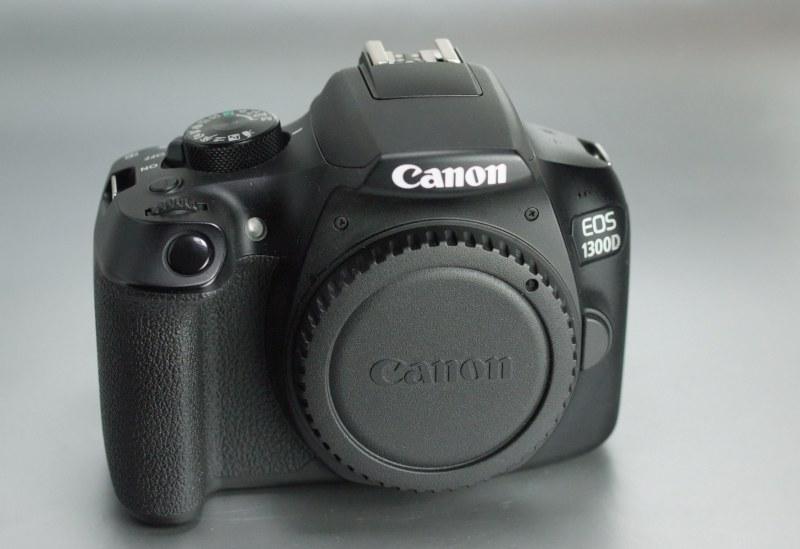 Canon EOS 1300D záruka 2/2019