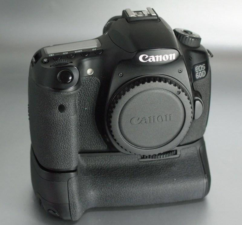 Canon EOS 60D + Grip Canon