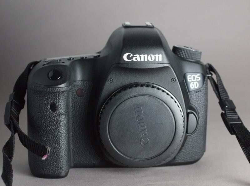 Canon 6D AKCE
