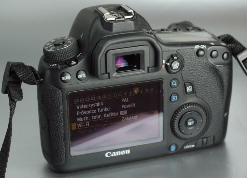 Canon 6D SUPER STAV