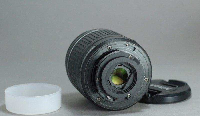 NIKON 18-55 mm f/3,5-5,6 G AF-P DX TOP STAV