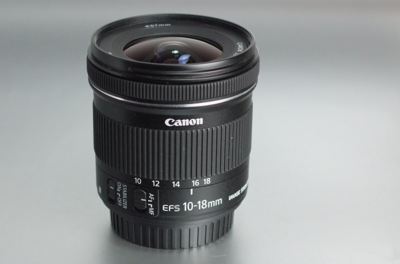 Canon EF-S 10-18mm f/4.5-5.6 IS STM TOP STAV Black Friday