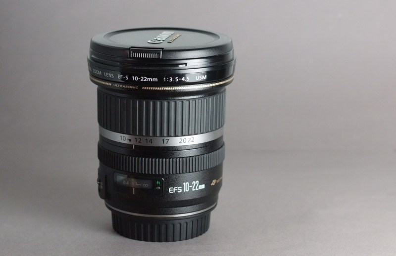 Canon EF-S 10-22mm f/3.5-4.5 USM TOP STAV