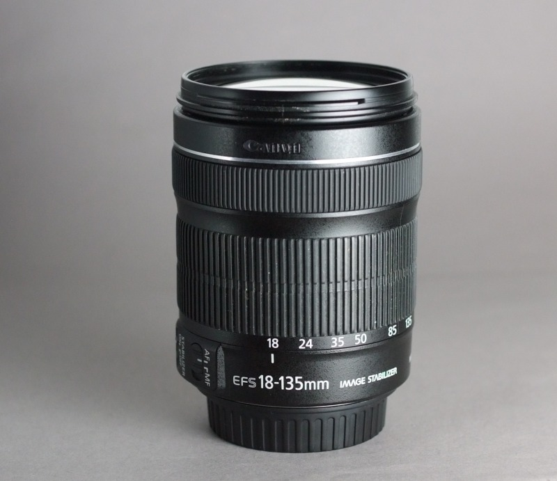 Canon EF-S 18-135mm f/3,5-5,6 IS STM Black Friday