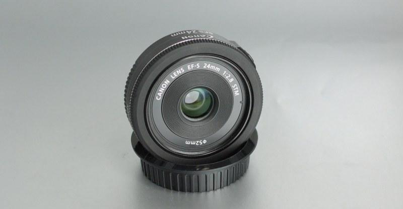 Canon EF-S 24mm f/2.8 STM TOP STAV