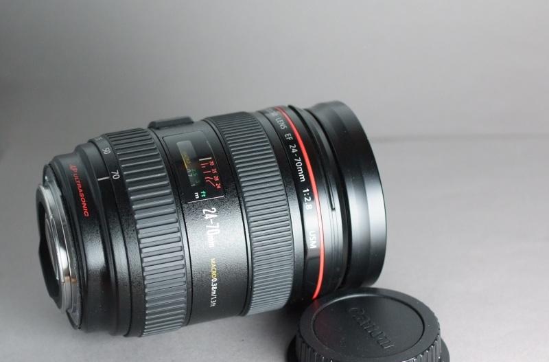 Canon EF 24-70 mm f/2.8 L USM