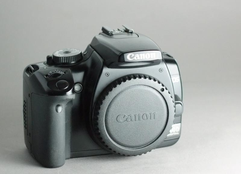 Canon EOS 400D + Canon 28-80mm