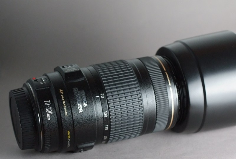 Canon EF 70-300mm f/4-5.6 USM IS