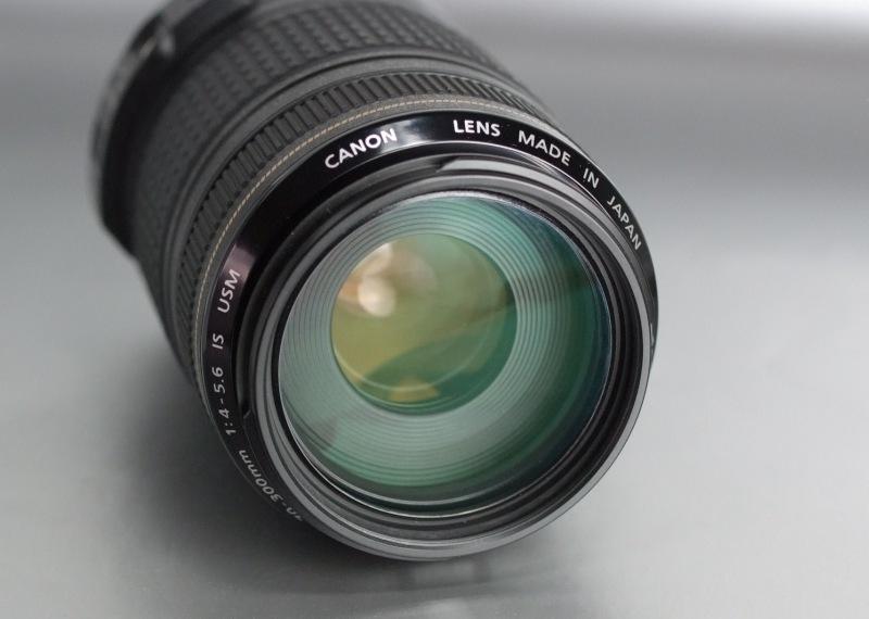 Canon EF 70-300mm f/4-5.6 USM IS TOP STAV