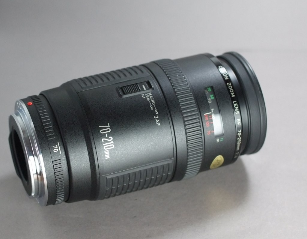 Canon EF 70-210mm f/4  SUPER STAV