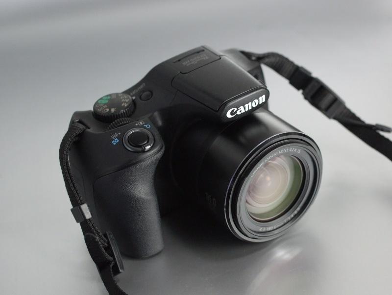 Canon PowerShot SX520 HS TOP STAV