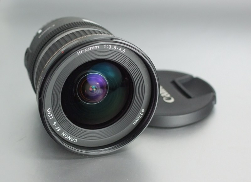 Canon EF-S 10-22mm f/3.5-4.5 USM