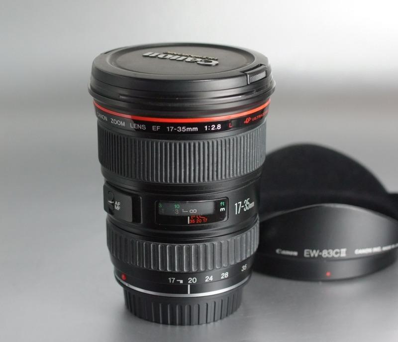 Canon EF 17-35mm f2,8 L USM