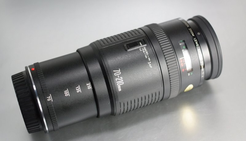Canon EF 70-210mm f/4  TOP  STAV
