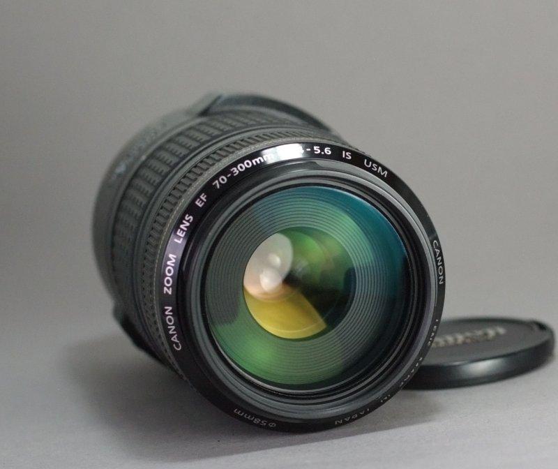 Canon EF 70-300mm f/4-5.6 USM IS SUPER STAV