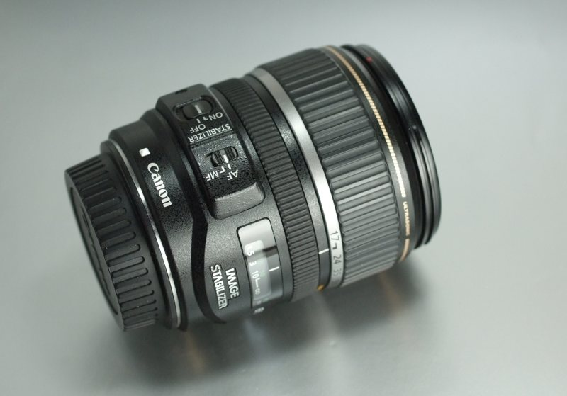 Canon EF-S 17-85 mm f/4-5.6 IS USM