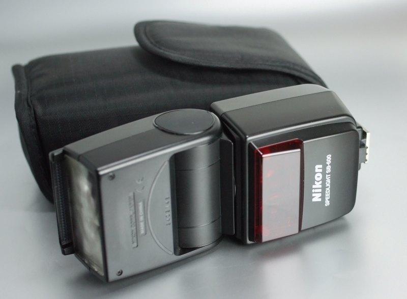 blesk Nikon SB-600 TOP STAV AKCE