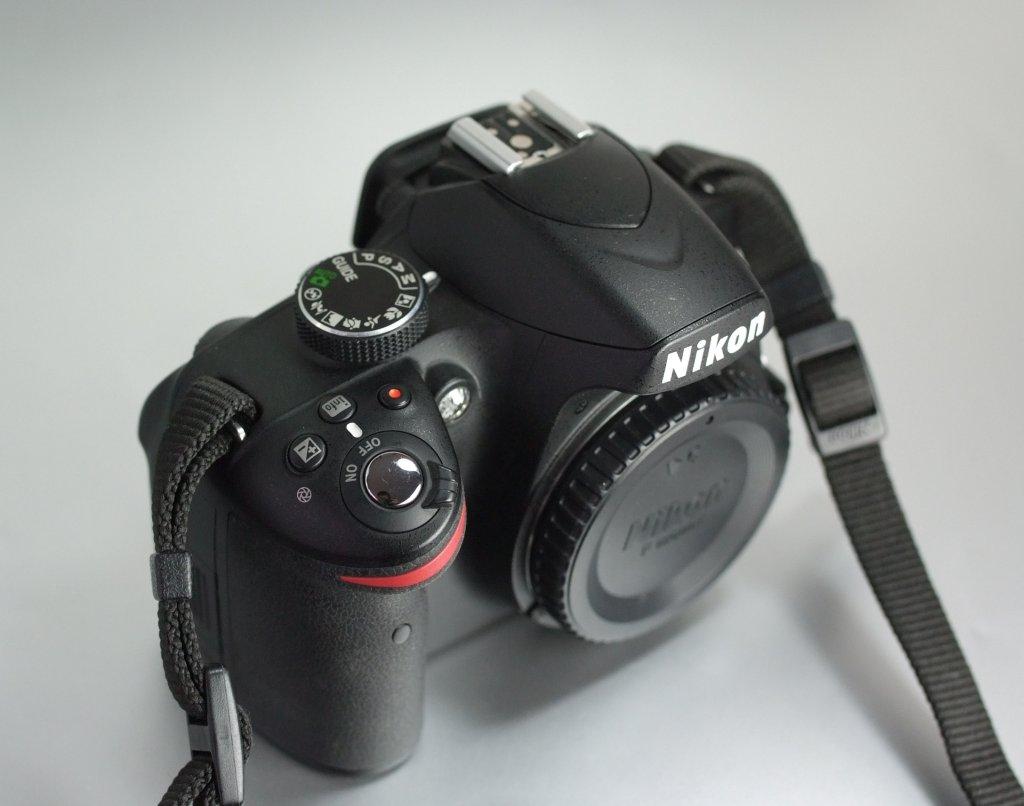 Nikon D3200  SUPER  STAV