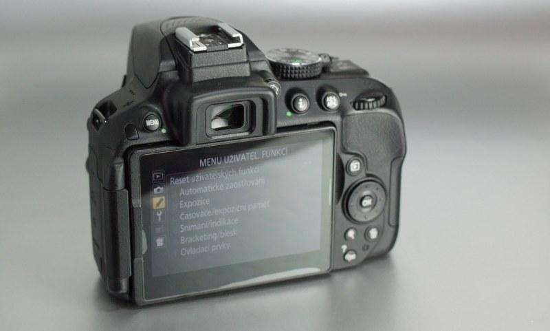 Nikon D5300 SUPER STAV