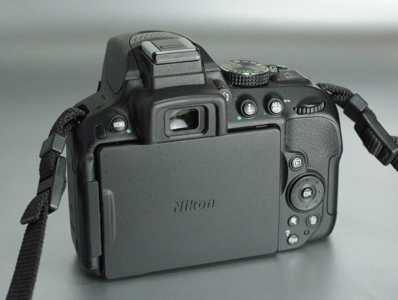 Nikon D5300 TOP STAV