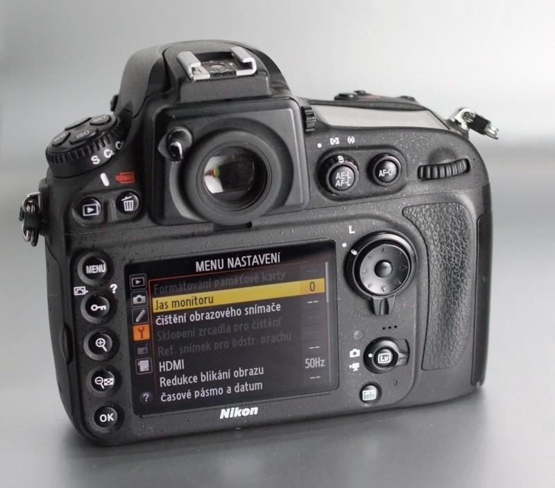 Nikon D800 AKCE