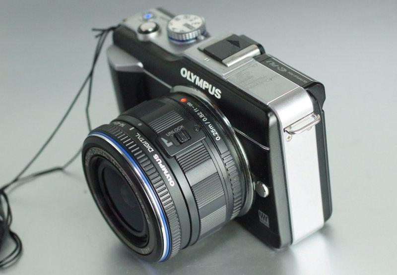 Olympus E-PL1 + 14-42mm
