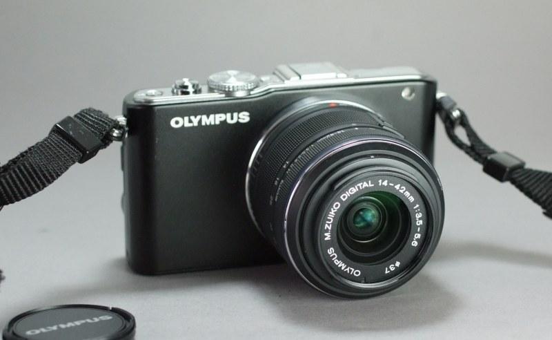 OLYMPUS E-PL3 + 14-42 mm II R SUPER STAV
