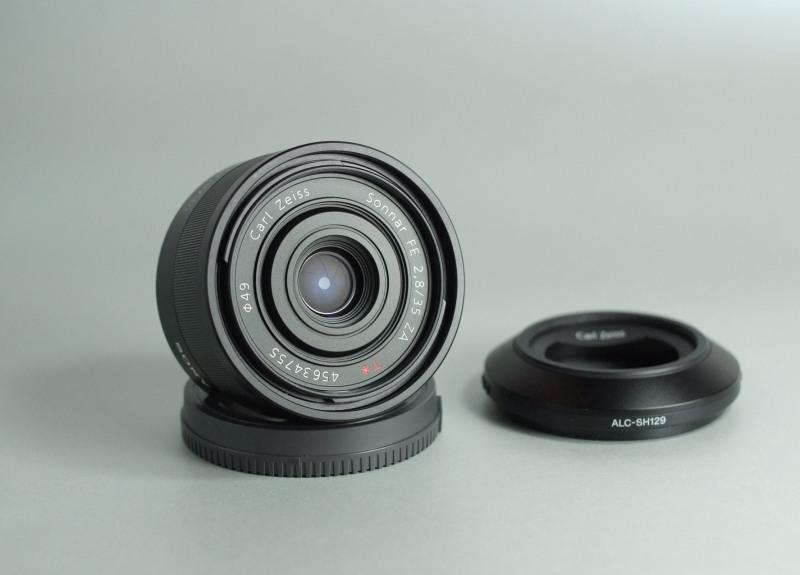 SONY FE 35 mm f/2,8 ZA Sonnar T