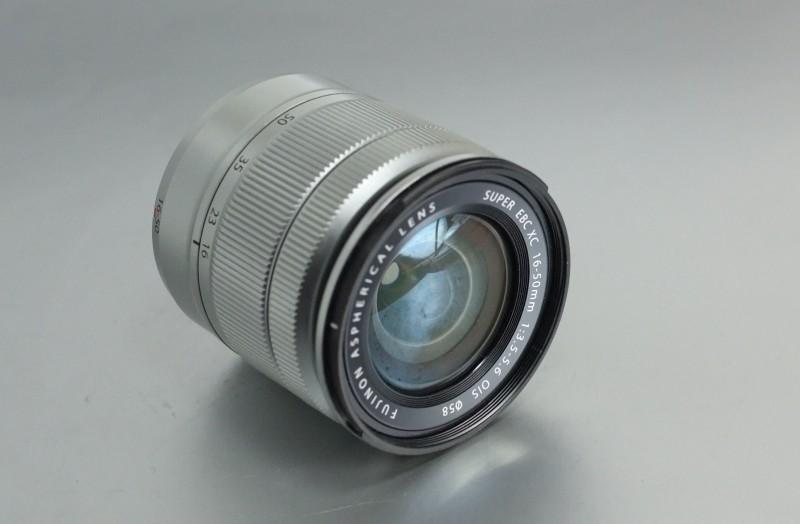 Fujifilm XC 16-50mm f/3,5-5,6