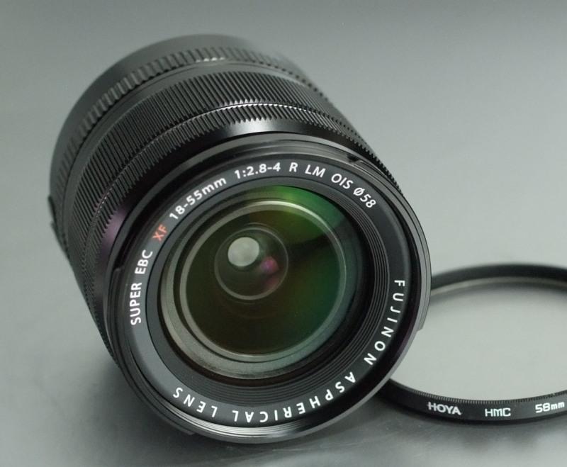 Fujifilm XF 18-55mm f/2,8-4,0 OIS záruka 4/2018
