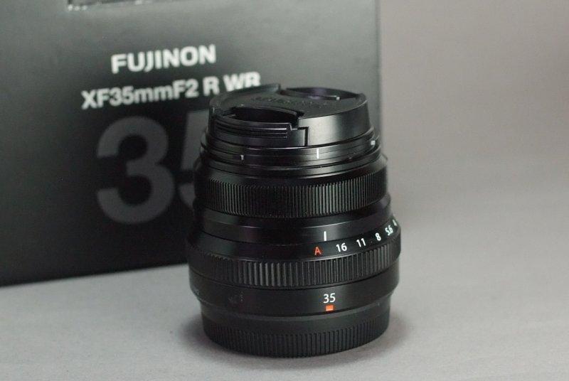 FUJIFILM XF 35 mm f/2 R WR