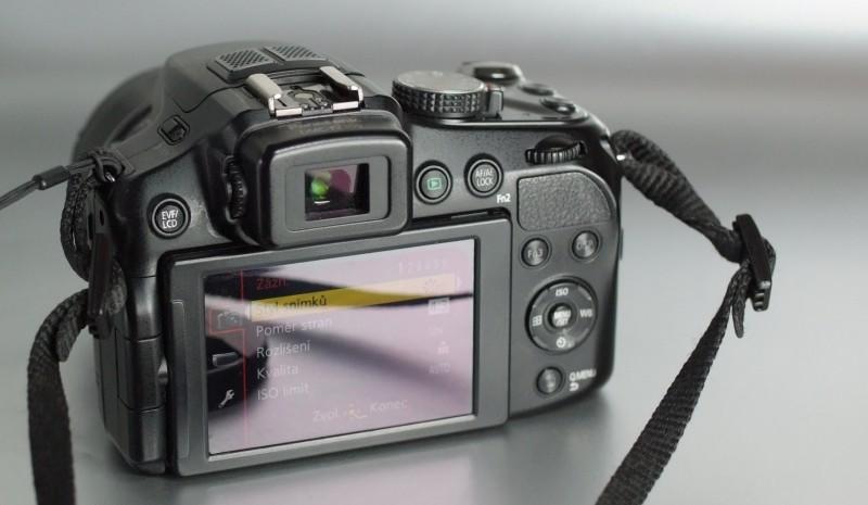 Panasonic DMC-FZ200 SUPER STAV