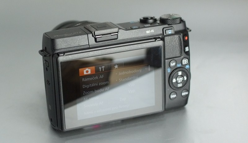 CANON PowerShot G1 X MARK II TOP STAV