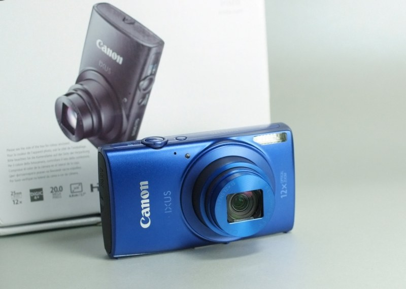 CANON IXUS 170 TOP STAV záruka do 10/2018