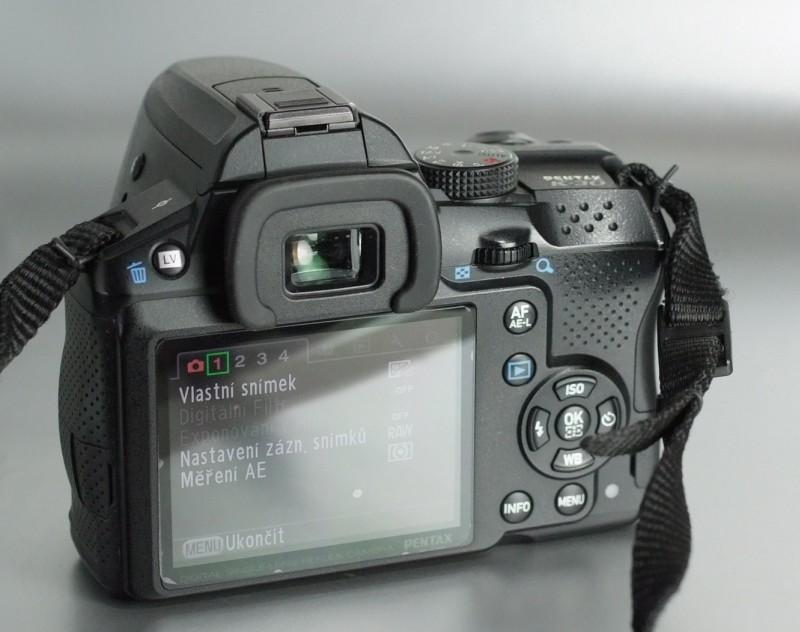 Pentax K30 SUPER STAV