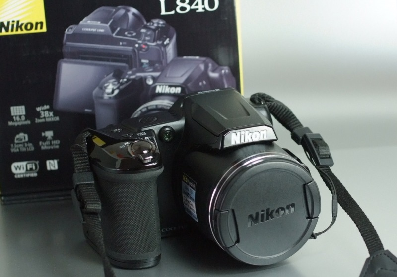 Nikon Coolpix L840 záruka 7/2017 TOP STAV