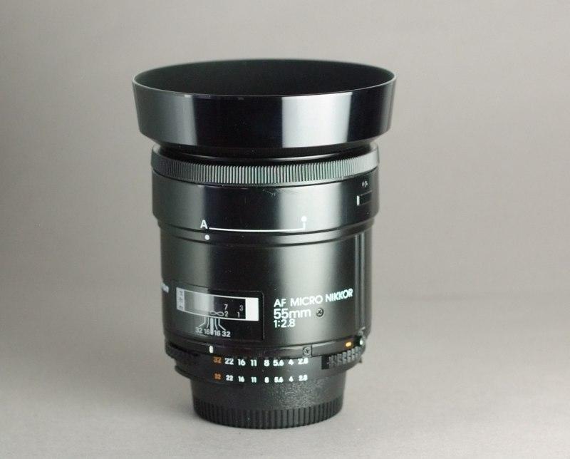 Nikkor AF 55mm f/2,8 Micro