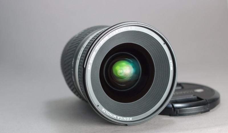 Minolta AF 17-35mm  F2,8-4 D
