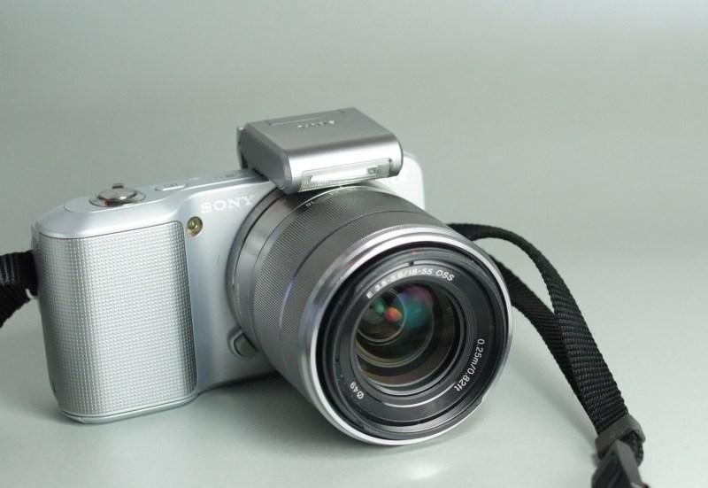 Sony NEX-C3 + 18-55 mm