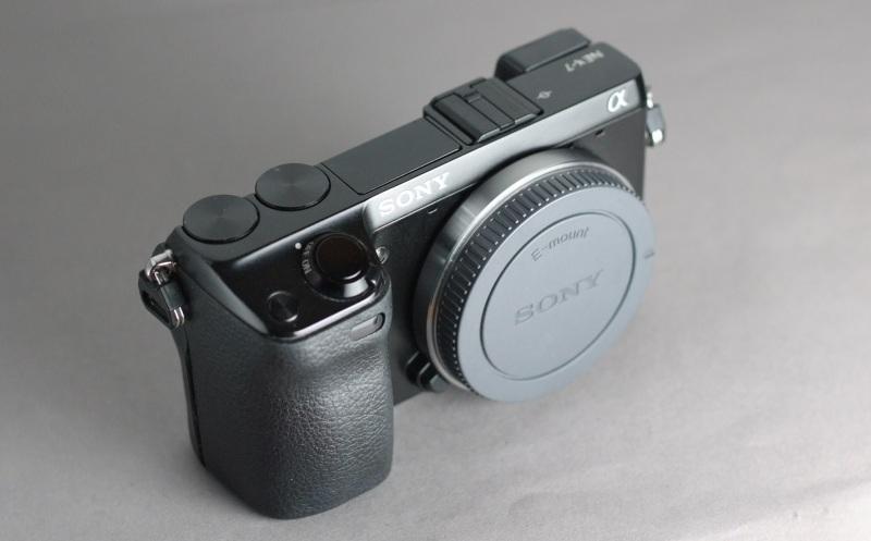 Sony NEX-7 AKCE