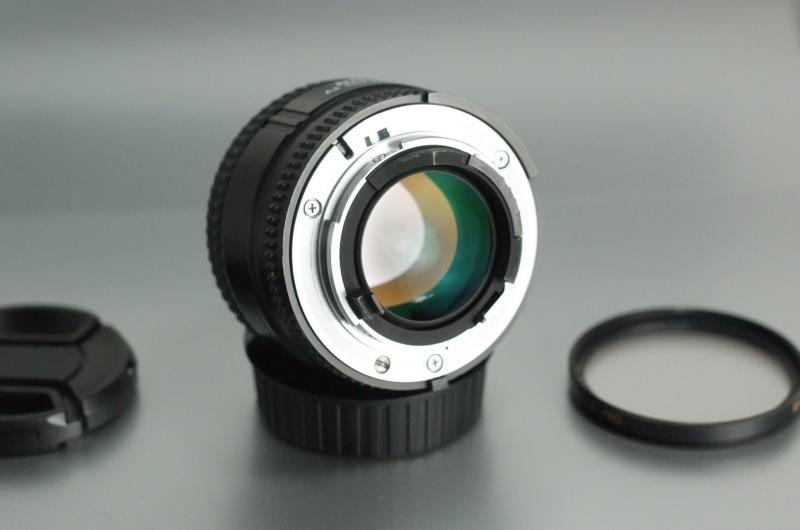 Nikkor 50mm f/1,4  AF D  SUPER STAV