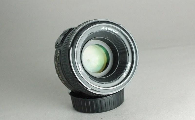 Nikkor 50mm f/1,8G AF-S