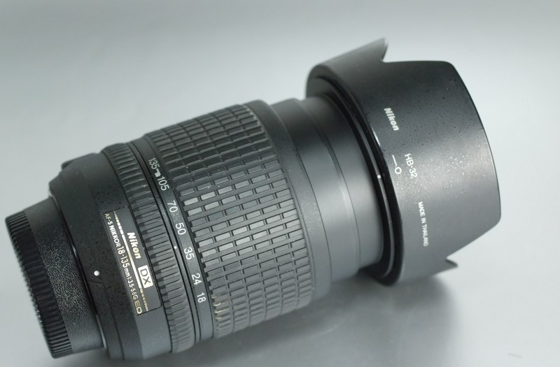Nikkor 18-135mm f/3.5-5.6G AF-S DX IF-ED SUPER