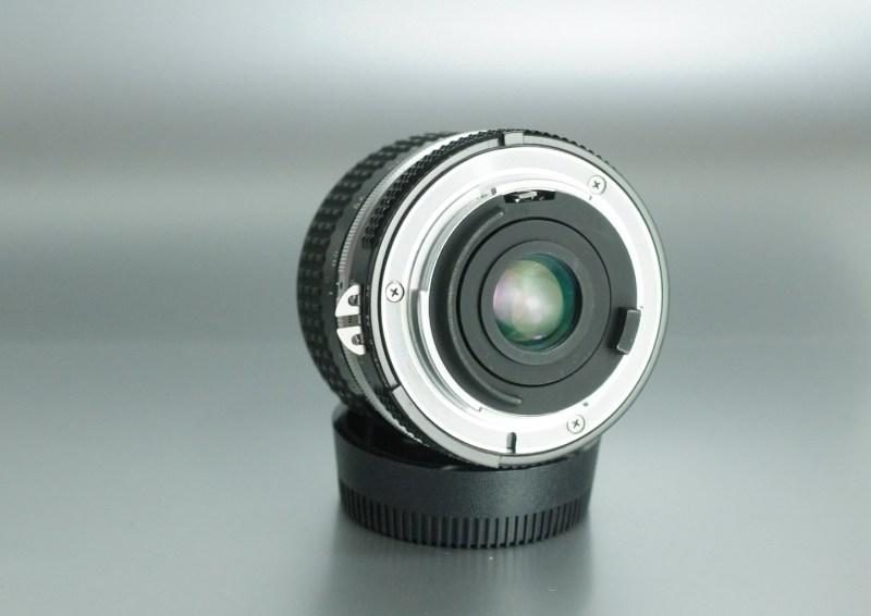 Nikon MF 28mm f3.5 AI