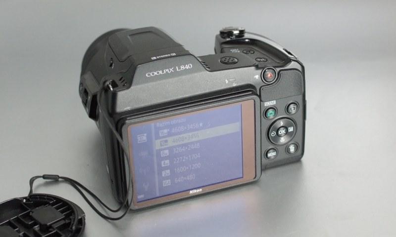 Nikon Coolpix L840 AKCE